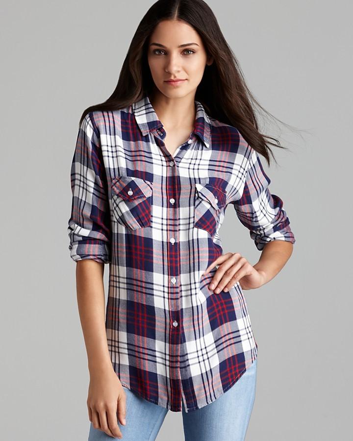 Shirt - Carmen Plaid