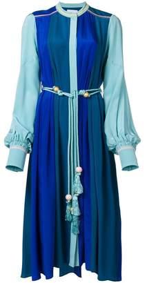 Peter Pilotto panelled shirt dress
