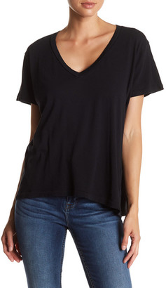 Current/Elliott The V-Neck Freshman Tee $94 thestylecure.com