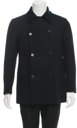 Ralph Lauren Black Label Lightweight Wool Peacoat