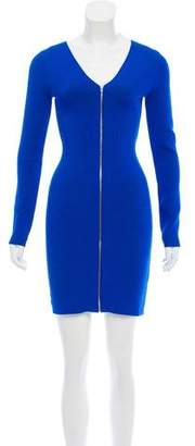 Alexander Wang Bodycon Mini Dress