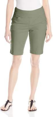 Jag Jeans Women's Ainsley Bermuda In Bay Twill