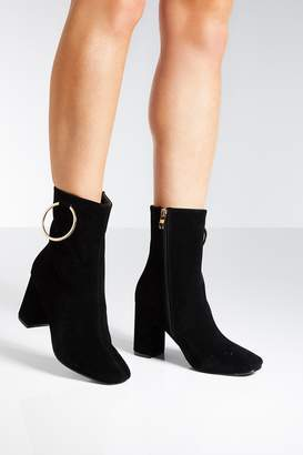 1cb59e665818 Detailed Heel Ankle Boots - ShopStyle UK