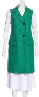 Marni Virgin Wool-Blend Vest