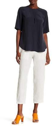 Theory Thorina Narrow Stripe Pants