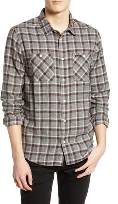 RVCA Hero Flannel Shirt