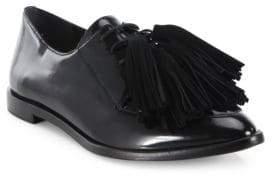 Loeffler Randall Jasper Tassel Leather Oxfords