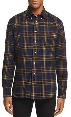 Gitman Brothers Plaid Regular Fit Shirt - 100% Exclusive