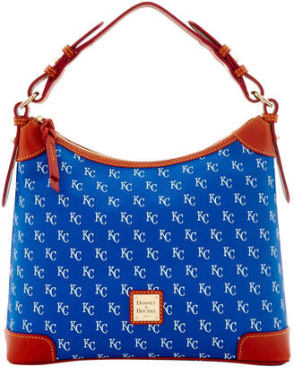 Dooney & Bourke MLB Royals Hobo