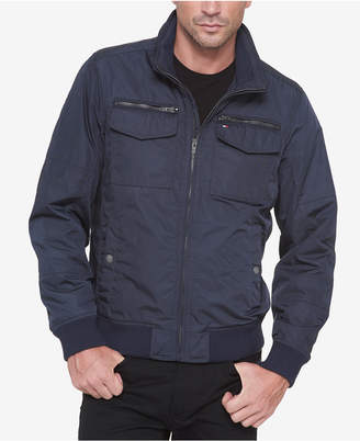 Tommy Hilfiger Men Big & Tall Four-Pocket Filled Performance Jacket