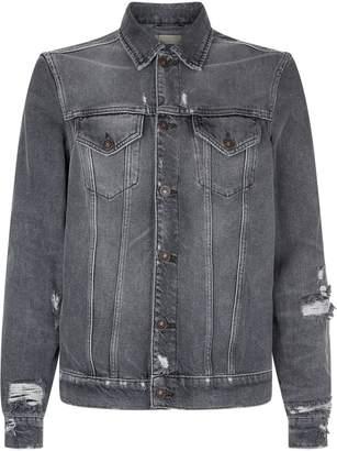 AllSaints Beltar Denim Jacket