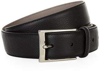 Harrods Grain Leather Belt
