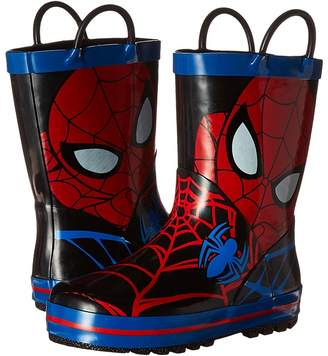 Favorite Characters Spider-Man Rain Boot Boys Shoes