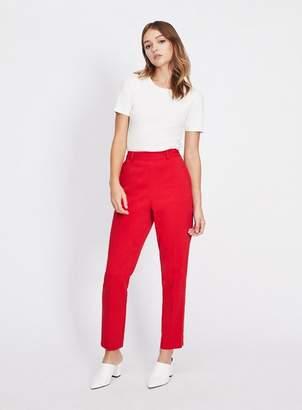 Miss Selfridge High waisted cigarette trousers