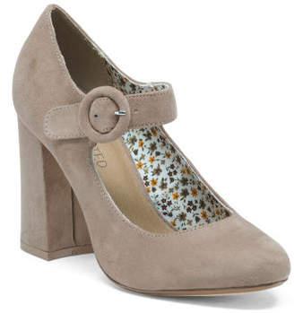 Maryjane High Heels