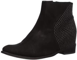 Schutz Women's Chelsea-Louise Studded Hidden Wedge Ankle Boot