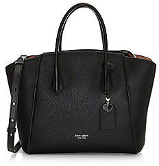 Kate Spade Women's Grace Large Leather Satchel