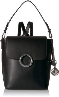 Calvin Klein Reese Mercury Flap Backpack Shoulder Bag