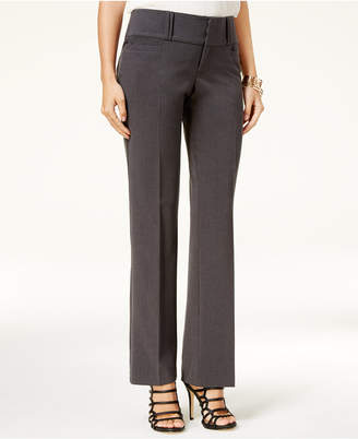 BCX Juniors' Wide-Leg Trousers