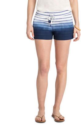 Vineyard Vines Dip Dye Stripe Pull On Shorts