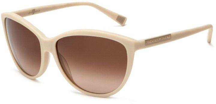 7 For All Mankind Women's Montecito Cat Eye Sunglasses