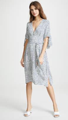 Faithfull The Brand Nina Midi Dress