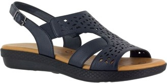 Easy Street Shoes Wedge Sandals - Bolt