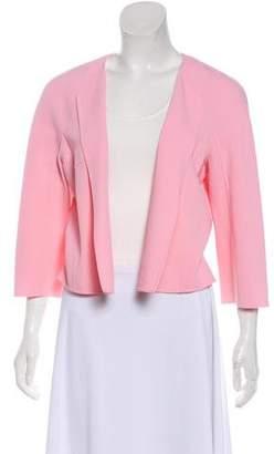 Michael Kors Wool Open Front Jacket