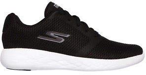 Skechers NEW Go Run 600 Refine 55061 Sneaker Black