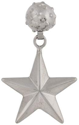 RED Valentino star shaped earrings