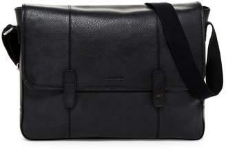 Cole Haan Pebble Leather Messenger Bag