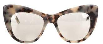 Stella McCartney Cat-Eye Tinted Sunglasses