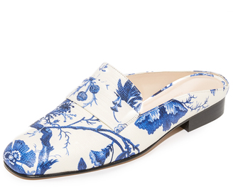 Club Monaco Tatelyn Mules $349 thestylecure.com