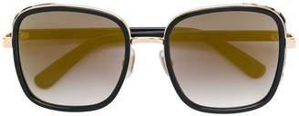 Jimmy Choo Eyewear square frame sunglasses