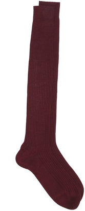 Fashion Clinic Timeless ribbed socks $24.54 thestylecure.com