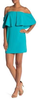 Trina Turk trina Mirador Off-the-Shoulder Dress