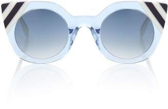 Fendi Cat-eye sunglasses