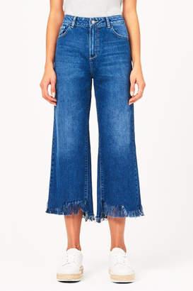 DL1961 DL 1961 Hepburn Wide-Leg Jeans