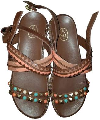 Ash Leather sandals