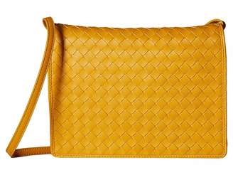 Bottega Veneta Intrecciato Crossbody Bag