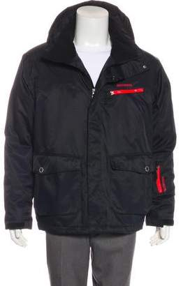 Rossignol Hooded Short Coat