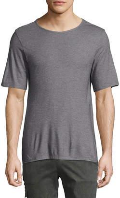 Lot 78 Lot78 Step Seam Side Split T-Shirt