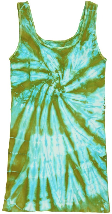 Tees by Tina Tie Dye Tank