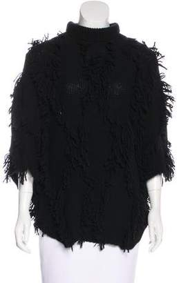 Christian Dior Wool & Cashmere-Blend Sweater