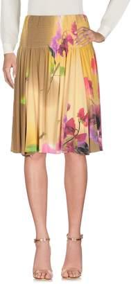 Class Roberto Cavalli Knee length skirts - Item 35321296