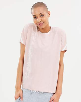 Under Armour Lighter Longer Graphic Tee