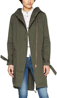 Tom Tailor Women's Long Parka