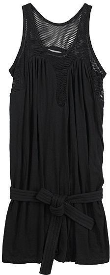 Preen Line Belted Suspension Dress