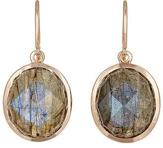 Irene Neuwirth Women's Oval Drop Earrings