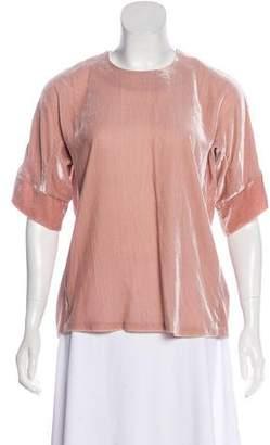 J Brand Short Sleeve Top
